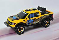 Автомобиль Ford F150 Raptor SVT Веселые гонки свет, звук 33 см Toy State (33605)