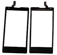 Сенсор (тачскрин) Huawei Ascend G700-U10 Black