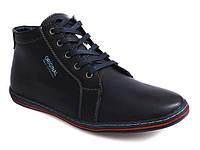 Мужские ботинки на шнурках  размеры 41-46