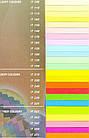 Папір кольоровий 160г/м, А4 250арк. SPECTRA COLOR IT 120 Ocean (Пастельний блакитний)