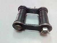 Серьга рессоры с пальцем  ГАЗ-24