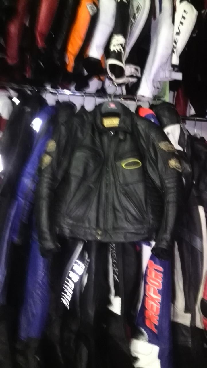 Мото куртка бу Revit