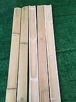 Рейка бамбуковая обработанная, 2500х30х8 мм, фото 1