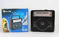 Портативный радиоприемник Golon RX 1405, USB SD музыкальный плеер