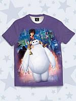 Детская футболка Big Hero