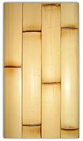 Рейка бамбуковая обработанная обожженная, 2500х30х8 мм