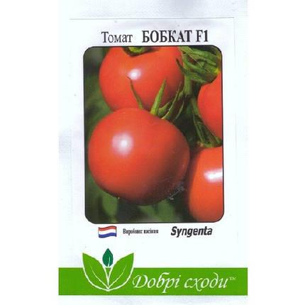 Семена томата Бобкат F1 20шт ТМ ДОБРІ СХОДИ, фото 2