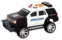 Полицейский внедорожник Спасательная техника свет, звук 13 см Toy State (34516)