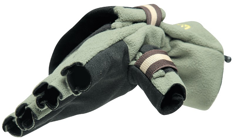 Перчатки-варежки Norfin Nord отстег. размер L