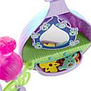 Игровой набор Тролли Салон красоты троллей Поппи, Розочка Мачек DreamWorks Trolls Poppy's Stylin' Pod, фото 8