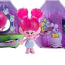 Игровой набор Тролли Салон красоты троллей Поппи, Розочка Мачек DreamWorks Trolls Poppy's Stylin' Pod, фото 4