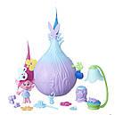 Игровой набор Тролли Салон красоты троллей Поппи, Розочка Мачек DreamWorks Trolls Poppy's Stylin' Pod, фото 2