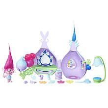 Игровой набор Тролли Салон красоты троллей Поппи, Розочка Мачек DreamWorks Trolls Poppy's Stylin' Pod
