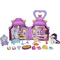 Бутик Рарити игровой набор оригинал My Little Pony Cutie Mark Magic Rarity Booktique Playset B1372