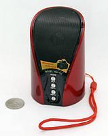 Bluetooth ( блютуз ) колонка портативная WSTER WS-133BT с MP3, USB и FM-pадио