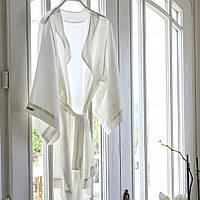 Шелковый халат-накидка SULTAN HAMAM размер XL