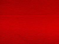Бумага гофрированная 55%,красная 1 Вересня