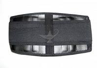 Турмалиновый пояс-корсет с магнитами с отстегивающимися пластинами
