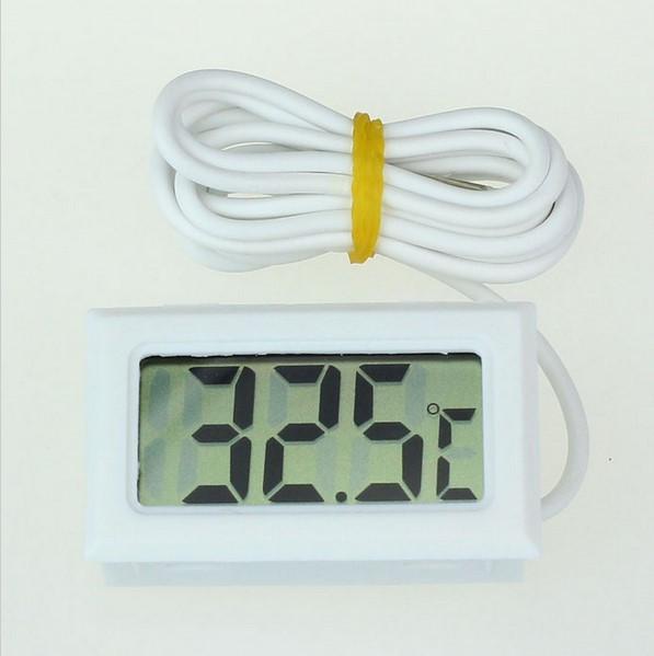 Цифровой термометр белый (ct-5)