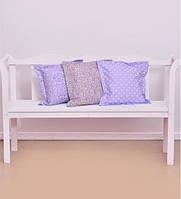 Декоративные подушки и наволочки Прованс