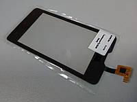 Тачскрин (сенсор) для Fly iQ449 Pronto (black) Original