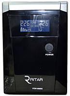 ИБП RITAR RTSW-800 (480Вт) LCD, фото 1