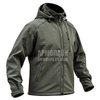 "Куртка SoftShell ""DIVISION"" OLIVE"