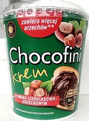 Шоколадно - ореховый крем Chocofini Krem - 400 гр.
