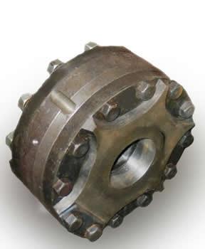 Гидровращатель РПГ-10000 (Входное отверстие на 8 шлицов диаметр 56.Внутрений 80) Гидромаш