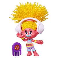 Игрушка оригинальная тролль Ди Джей DreamWorks Trolls DJ Suki Collectible Figure