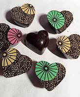 Трансфер для шоколада Цветочный 3115
