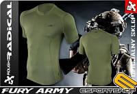 Термофутболка мужская хаки Fury Army размер M