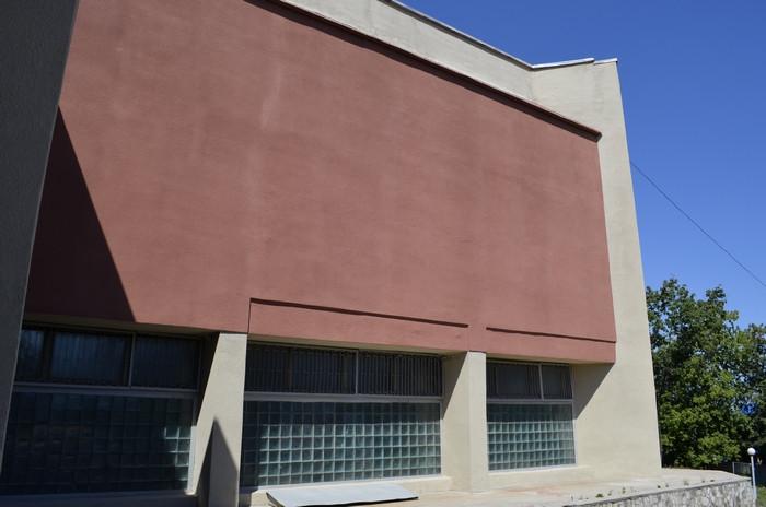 Ремонт фасадов