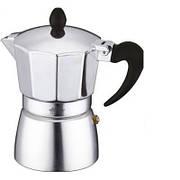 Кофеварка Peterhof гейзерная 270мл 3 чашки 12530-3 PH