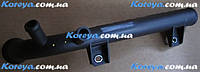 Патрубок пластиковый подводящий Ланос1.5, патрубок пластиковый