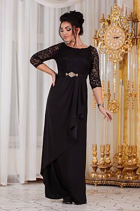 ДС1229/1 Вечернее платье размеры 50-56, фото 2