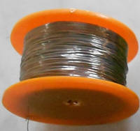 Проволока пчеловодная 0,25 кг., диаметр проволоки 0,5 мм.
