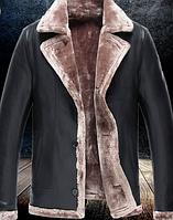Чоловіча зимова жіноча дублянка Модель 950, фото 7