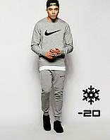 Тёплый спортивный костюм Nike, фото 1