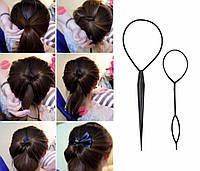 Набор для причёсок с хвостом 2шт