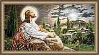 """Образ """"Иисус"""" гобеленовая 300х600мм №G110"""