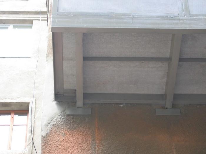 Замена балконов