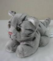Кошка полосатая Живая серия Devik
