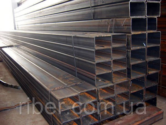 Прямоугольная труба  60х40х3 мм погонный метр, фото 2