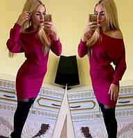 Платье на одно плече короткое