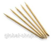 Апельсиновые палочки для маникюра 100 штук, 10 см , фото 4