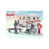 Игровой набор Маша И Медведь Скорая помощь Simba 9309863
