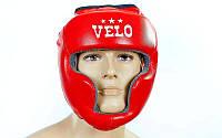 Шлем боксерский тренировочный Velo