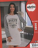 Нічна сорочка з довгим рукавом тм Sabrina