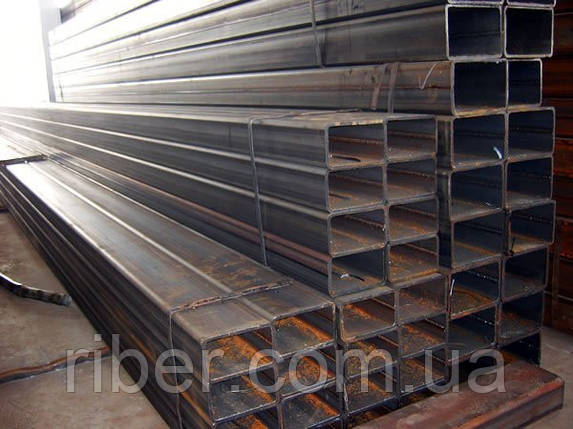 Прямоугольная труба 80х40х2 погонный метр, фото 2